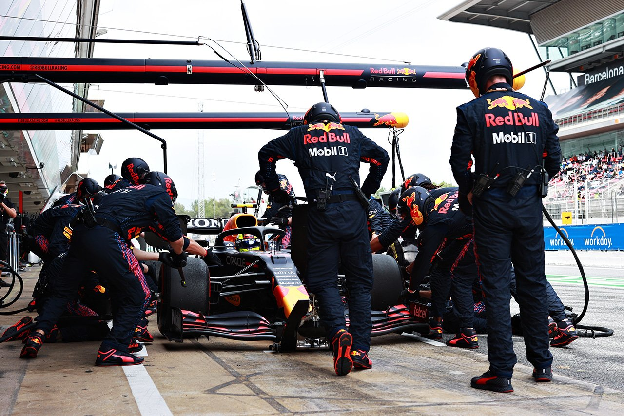 ホンダF1:2021年 第4戦 F1スペインGP 決勝レポート