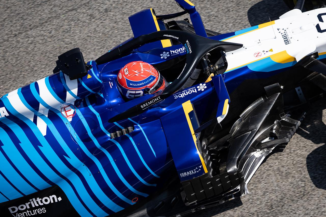 ウィリアムズF1、2021年のF1モナコGPで750戦目に到達…ファンの名前をマシンに掲載