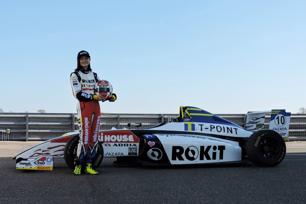 Juju、2021年のF4 Danish Championship参戦が決定! / F1関連