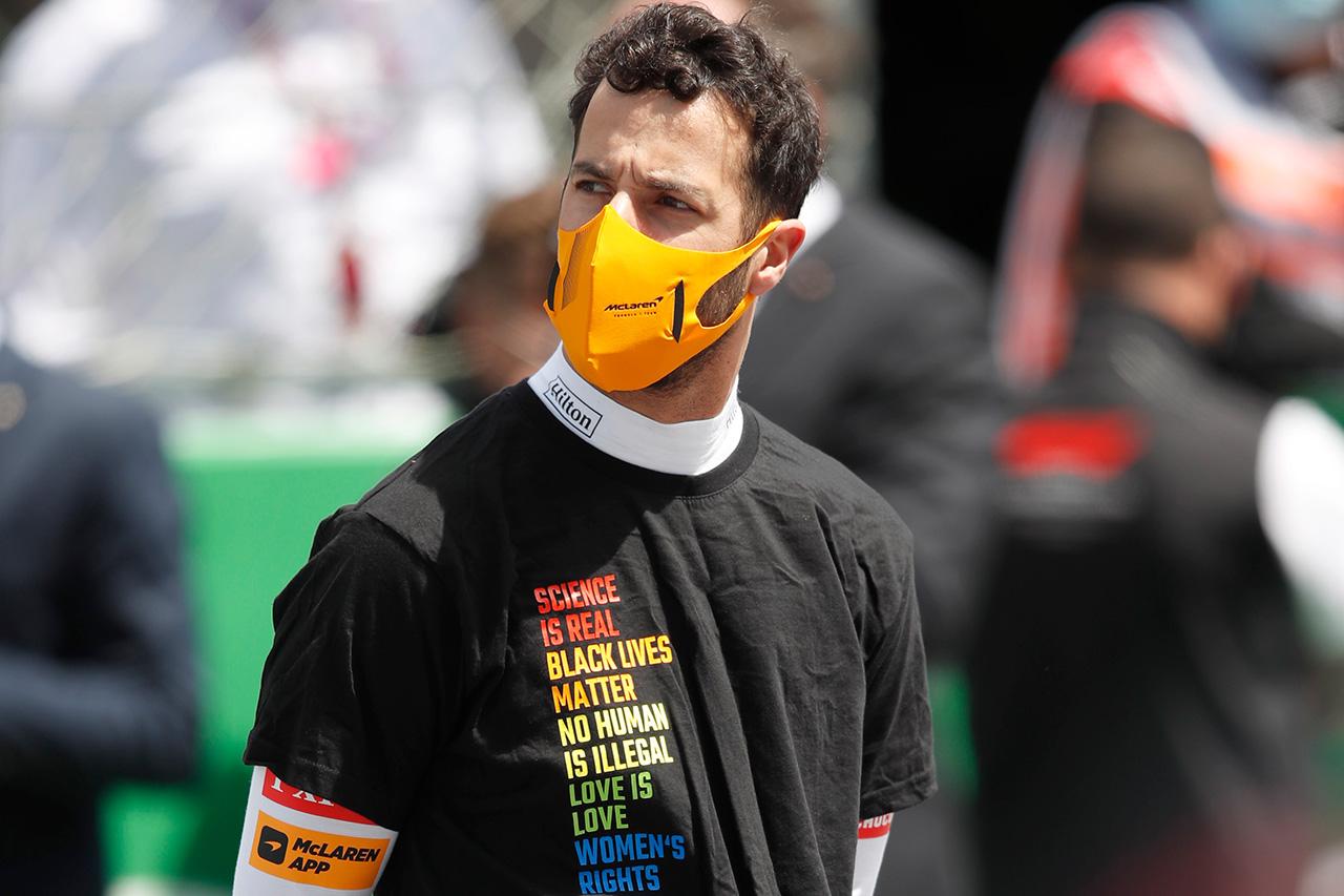 ダニエル・リカルド 「F1タイトルは獲得できないかもしれない」
