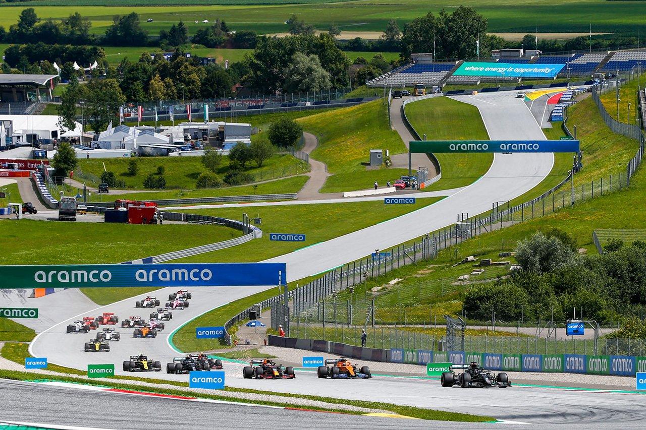F1トルコGPの中止およびフランス&オーストリア2戦の3連戦が決定 / 2021年のF1世界選手権
