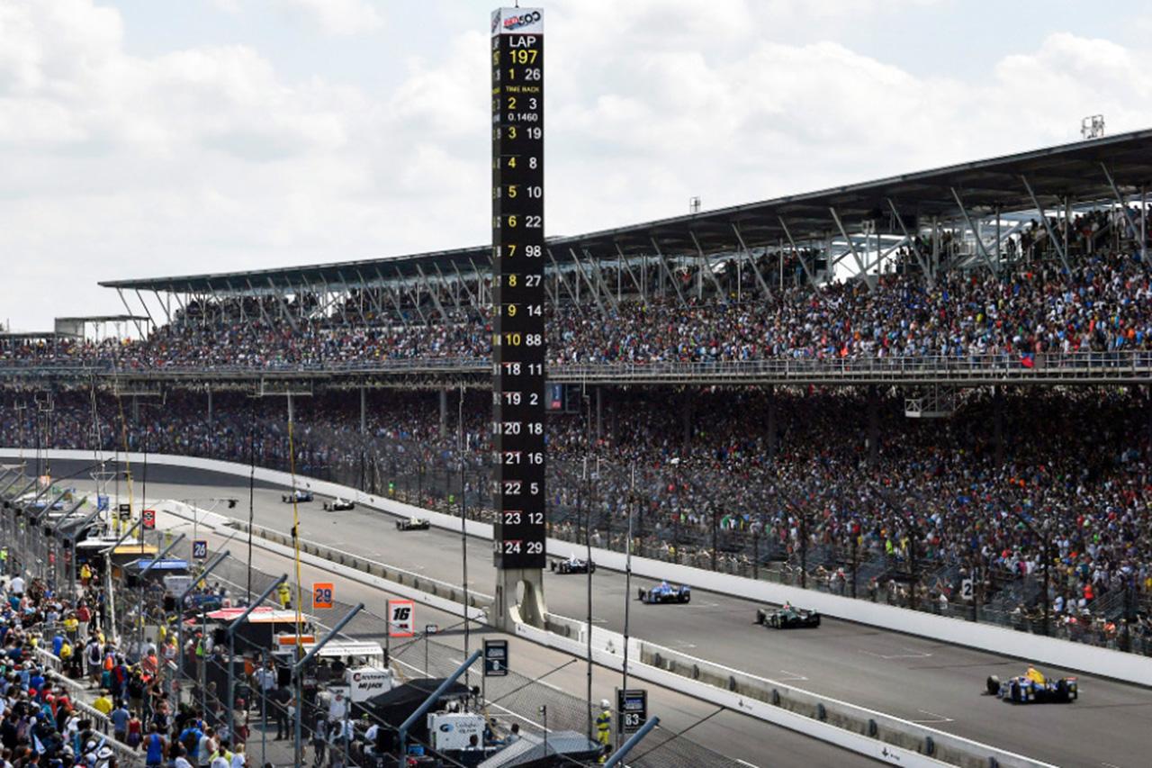 2021年 インディ500 エントリーリスト:35台がエントリー