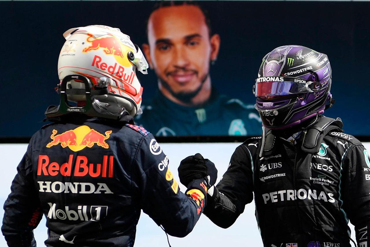 ルイス・ハミルトン 「レッドブル・ホンダF1のミスから恩恵を受けている」