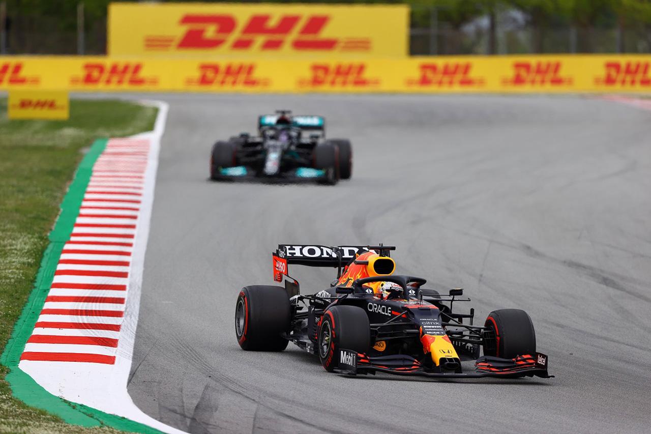 メルセデスF1 「ハミルトンは1ストップでもフェルスタッペンを抜いていた」 / F1スペインGP