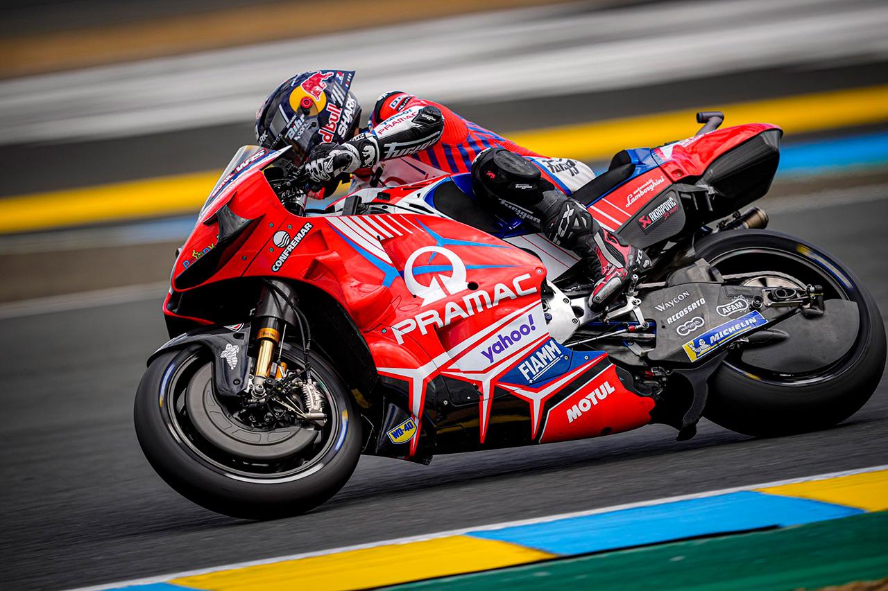 MotoGP 第5戦 フランスGP:ヨハン・ザルコが初日トップ発進