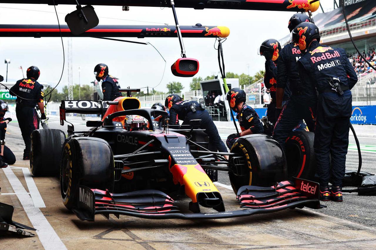 マックス・フェルスタッペンのF1スペインGPでのピットミスは何故起こったのか? / レッドブル・ホンダF1