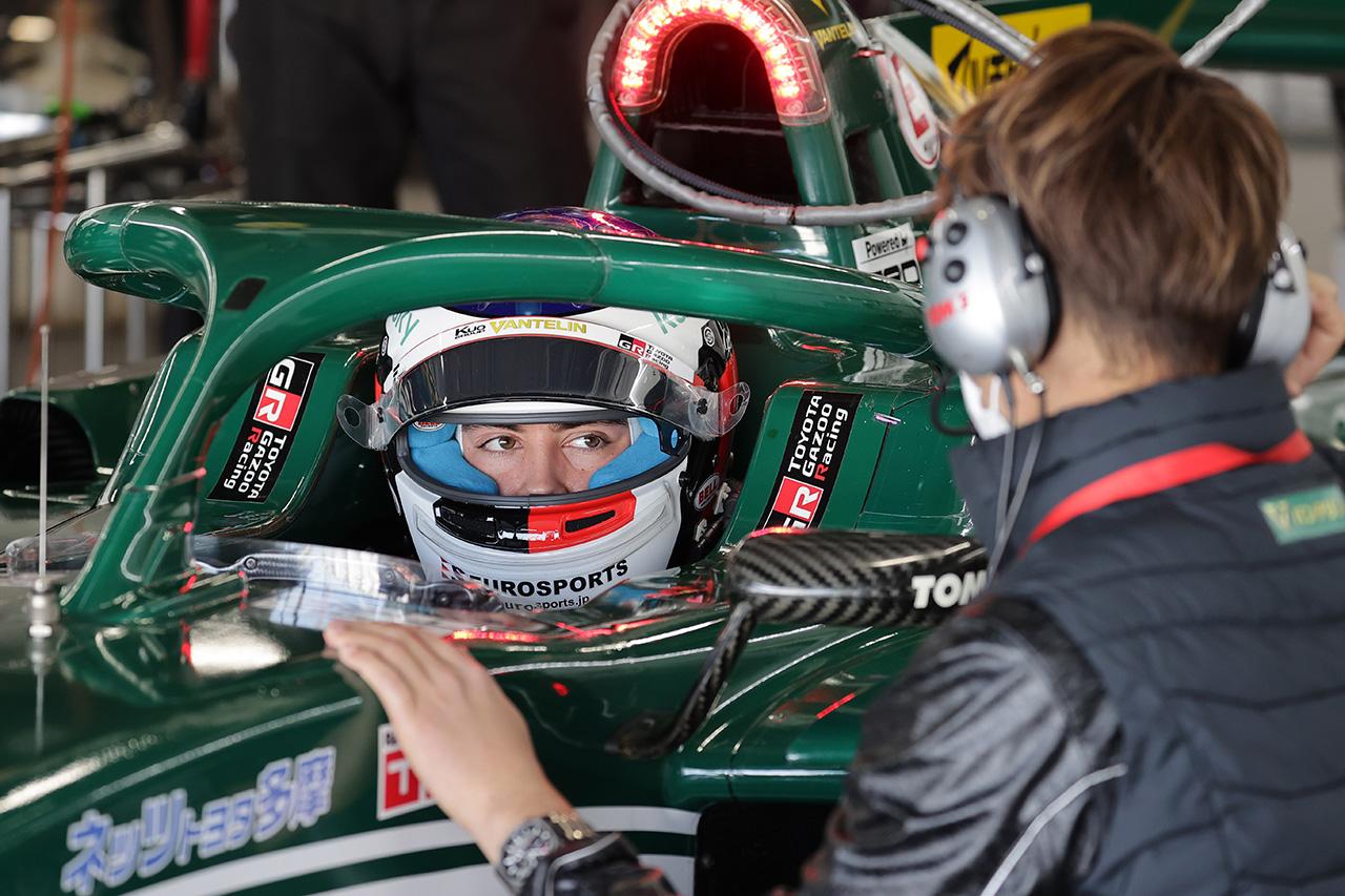 スーパーフォーミュラ:ジュリアーノ・アレジが初ポールポジション / 第3戦オートポリス