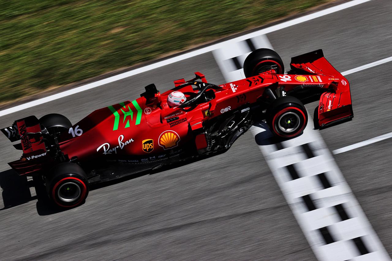 シャルル・ルクレール 「今季のフェラーリF1にはもはや大きな弱点はない」