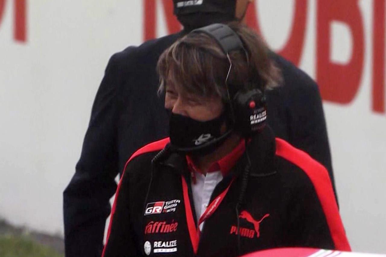 近藤真彦、チーム監督としてレース活動を再開 / スーパーフォーミュラ