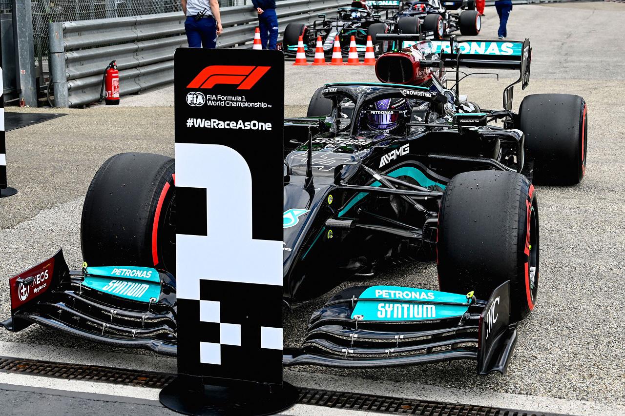 元F1チーム代表のエディ・ジョーダン 「ハミルトンの方がシューマッハより優れたドライバー」