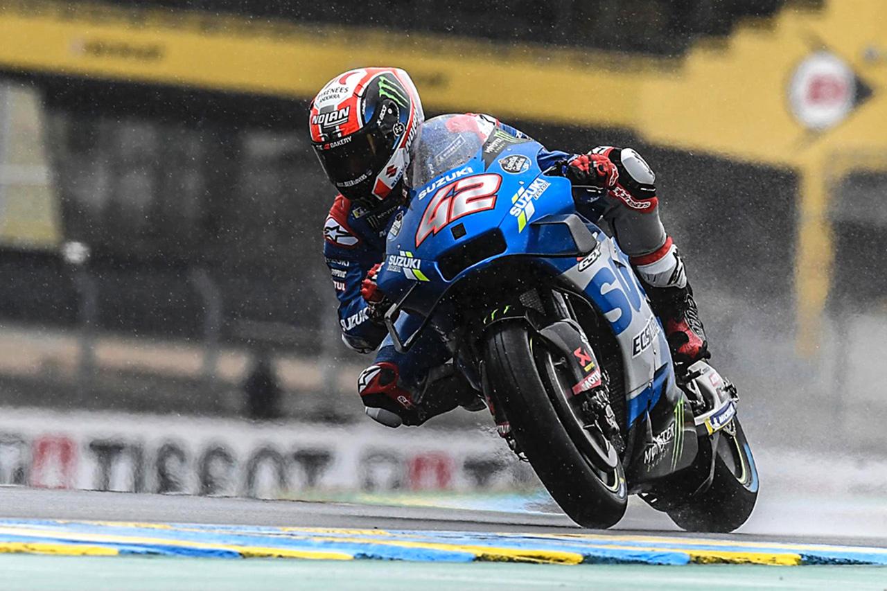MotoGP:スズキ 2021年 第5戦 フランスGP 決勝レポート