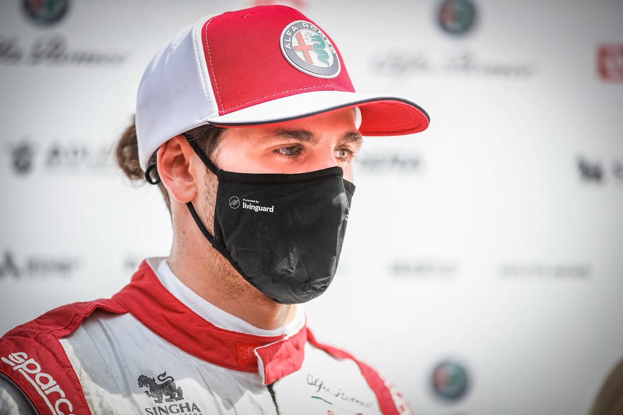 アントニオ・ジョビナッツィ 「モナコは間違いなくいつもは違った週末」 / アルファロメオ F1モナコGP プレビュー