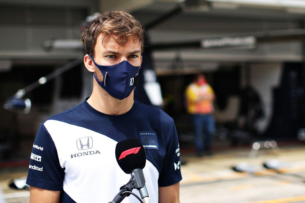ピエール・ガスリー 「レース結果の95%は予選で決まる」 / アルファタウリ・ホンダ F1モナコGP プレビュー