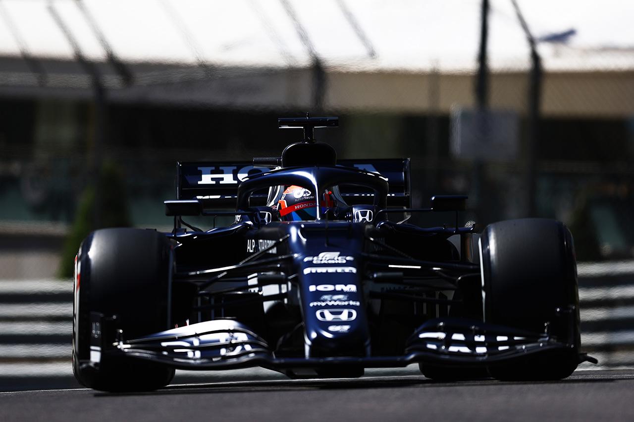 【速報】 F1モナコGP FP1 結果:セルジオ・ペレス首位。角田裕毅9番手