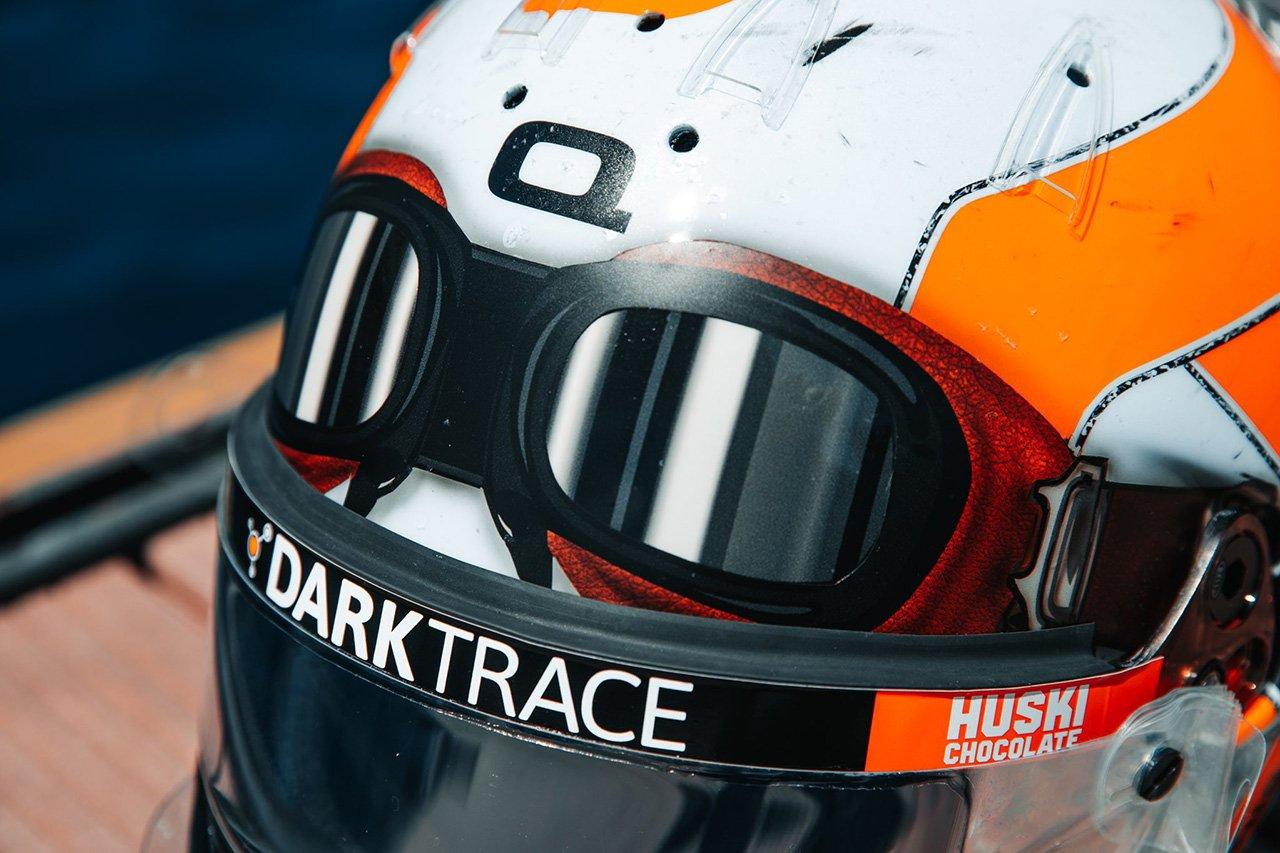 ランド・ノリス F1 ヘルメット モナコグランプリ