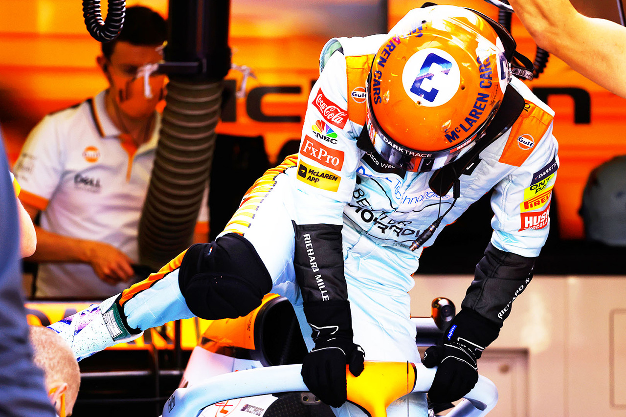 2021年 F1モナコGP 木曜フリー走行:ドライバーコメント(11~20番手)