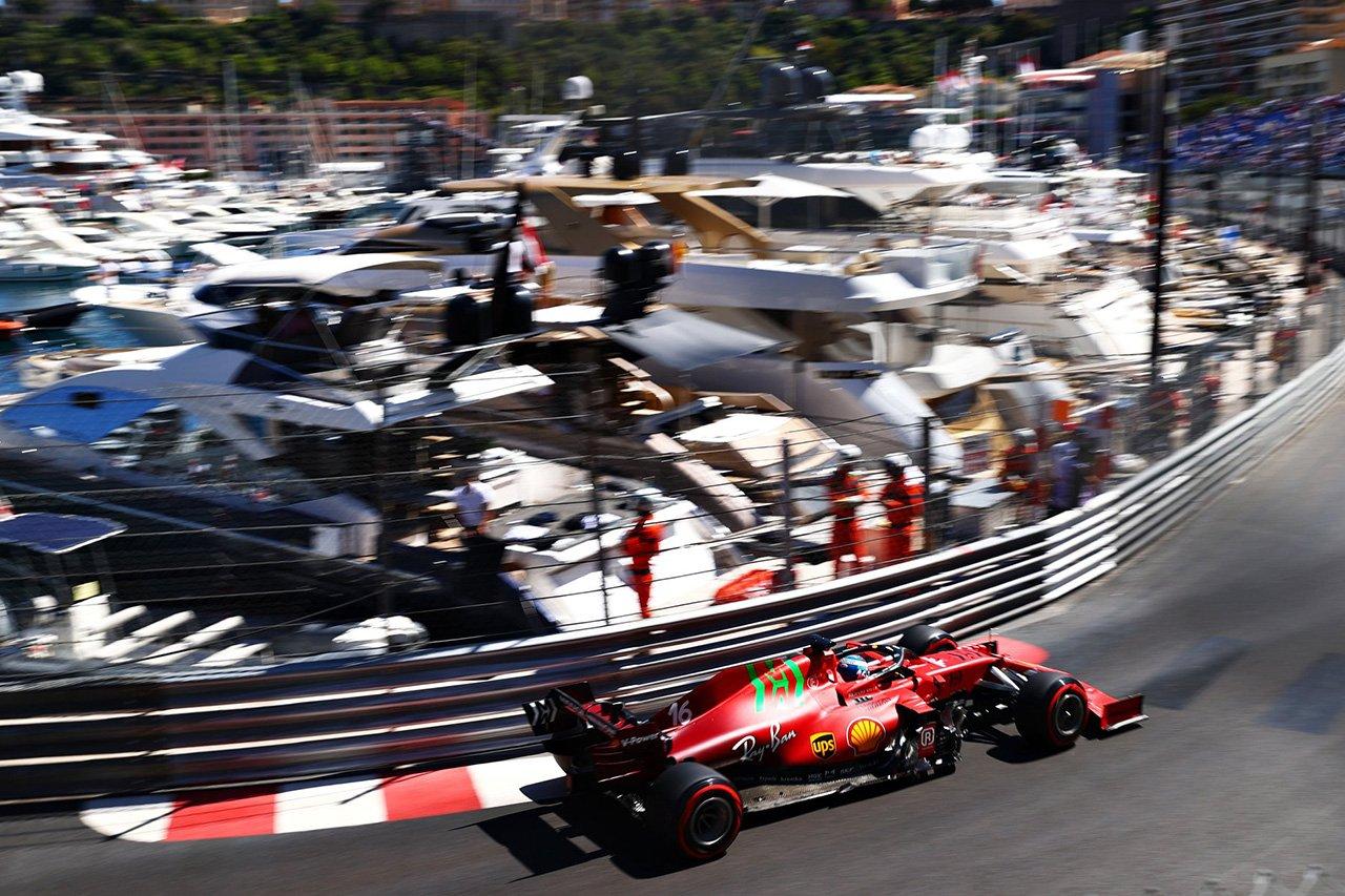【動画】 2021年 F1モナコGP フリー走行2回目 ハイライト