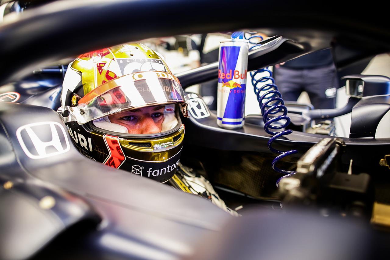 ピエール・ガスリー 「マシンに自信を感じてハードにプッシュできた」 / アルファタウリ・ホンダ F1モナコGP 木曜フリー走行