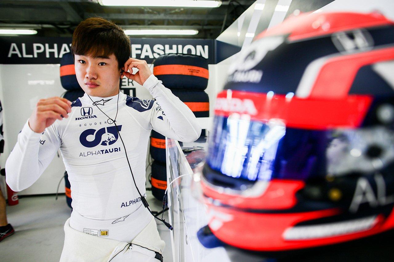 角田裕毅 「走行時間を失うことは理想的ではないが最悪の状況でもない」 / アルファタウリ・ホンダ F1モナコGP 木曜フリー走行