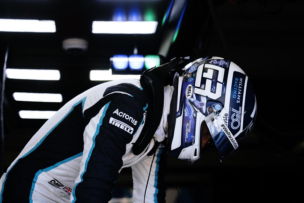 ジョージ・ラッセル 「アルファロメオが速いのは予想していたこと」 / ウィリアムズ F1モナコGP 木曜フリー走行