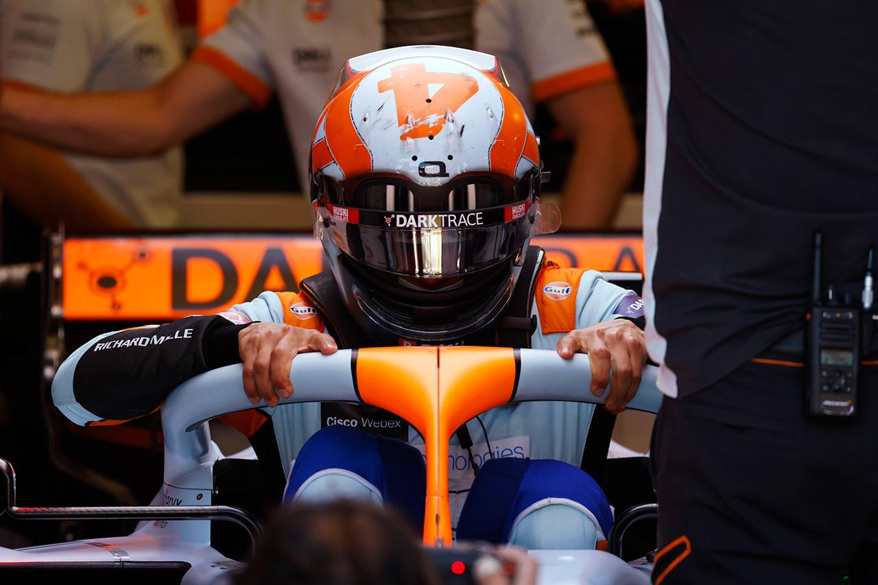 ランド・ノリス 2021 F1 モナコグランプリ