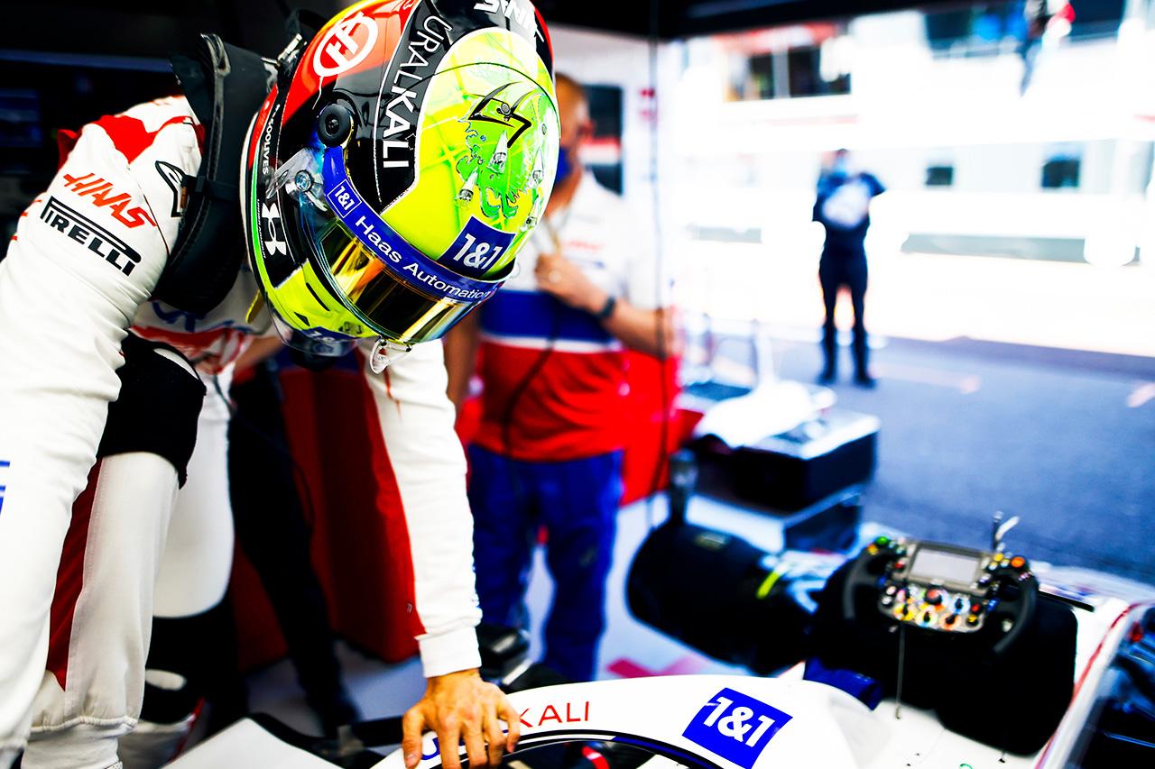 ミック・シューマッハ、ウォールに接触も「モナコでは仕方ないこと」 / ハース F1モナコGP 木曜フリー走行
