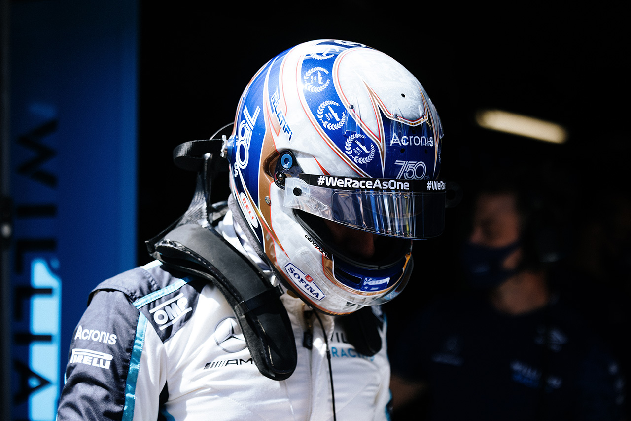 ニコラス・ラティフィ 「ラップごとに自信を高めることができた」 / ウィリアムズ F1モナコGP 木曜フリー走行