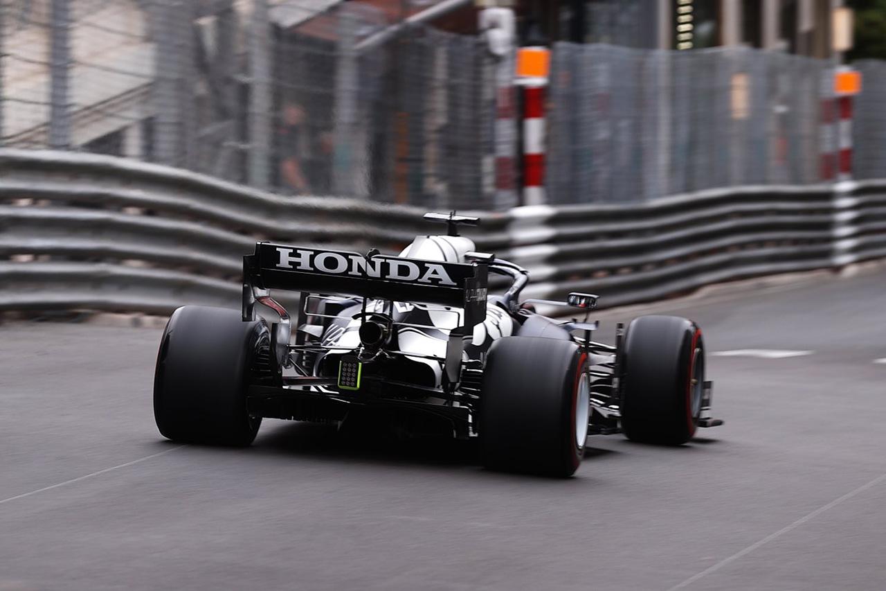 【速報】 F1モナコGP FP3 結果:マックス・フェルスタッペンが首位。角田裕毅は19番手