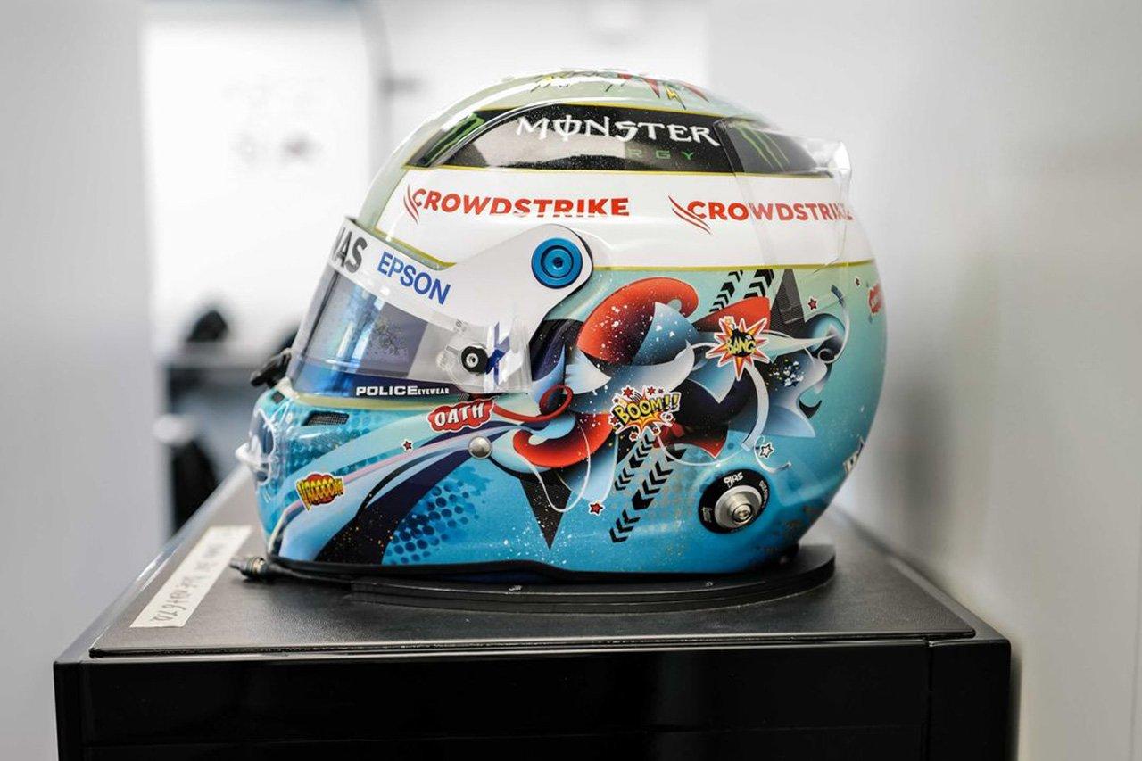 2021年 F1モナコGP:スペシャルヘルメット ギャラリー(2)