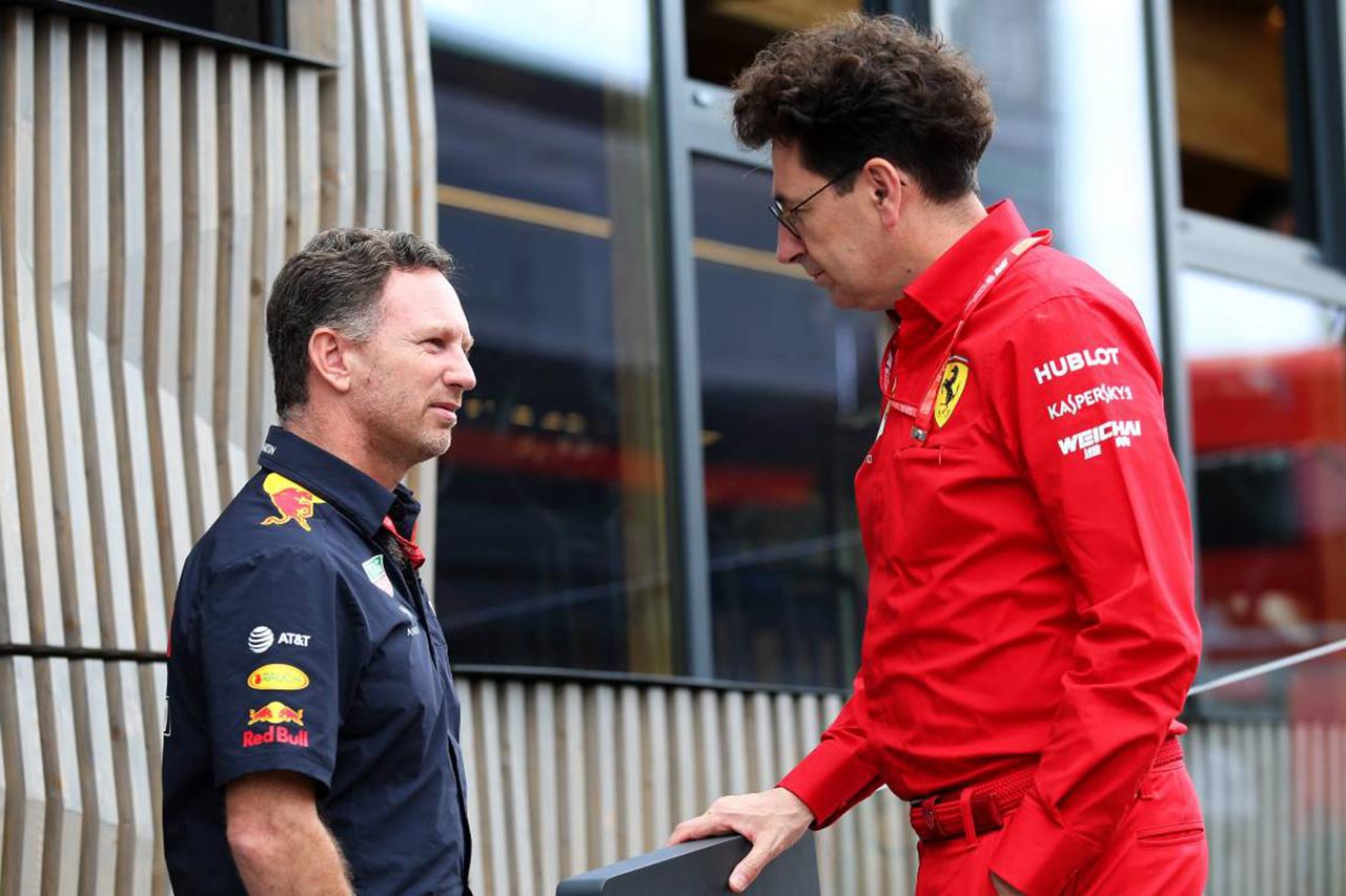 フェラーリF1代表 「レッドブルはメルセデスからの引き抜きを騒ぎすぎ」