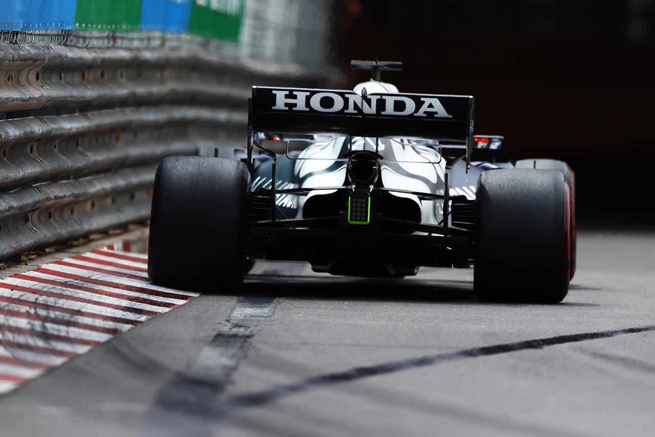 【速報】 F1モナコGP 予選Q1:ホンダF1勢は角田裕毅が敗退