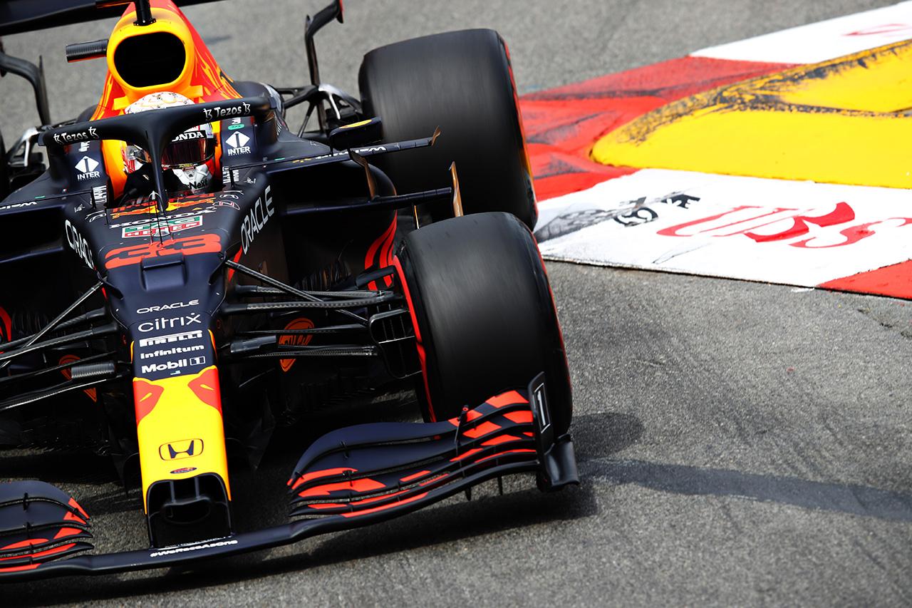 【速報】 F1モナコGP 予選 結果:マックス・フェスタッペンは2番手…シャルル・ルクレールがポール獲得もクラッシュ