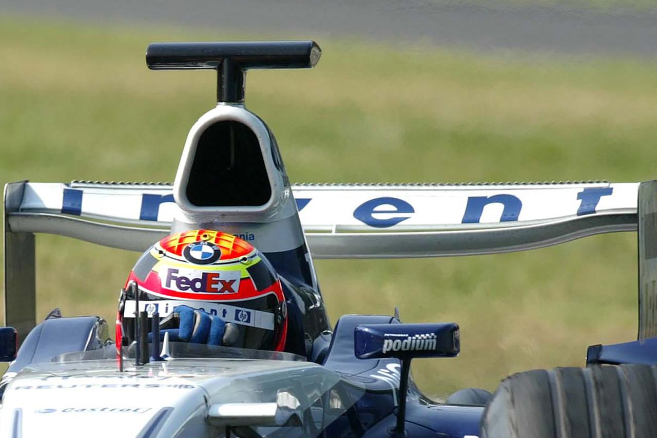 ウィリアムズ 2004 F1イタリアGP