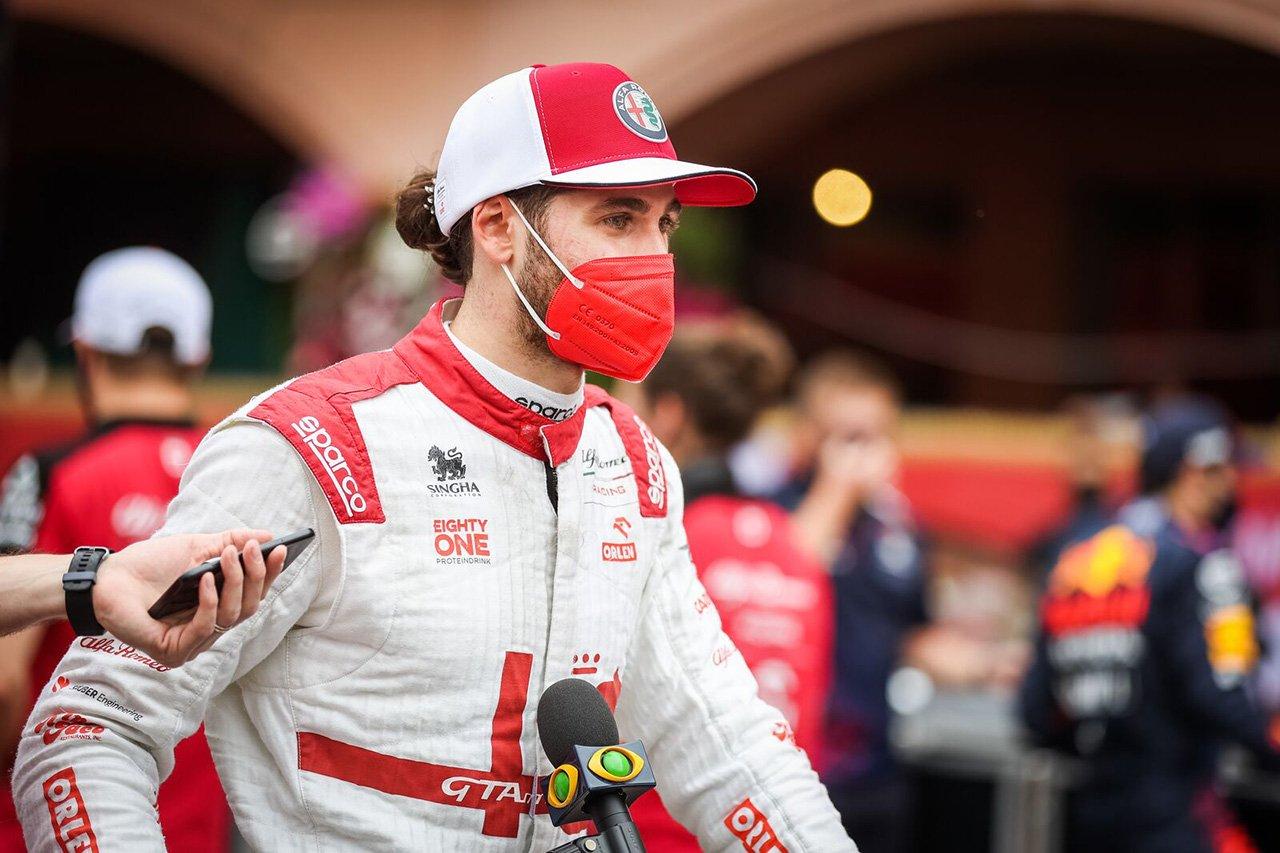 アントニオ・ジョビナッツィ、今季Q3初進出 「ようやく相応しい結果」