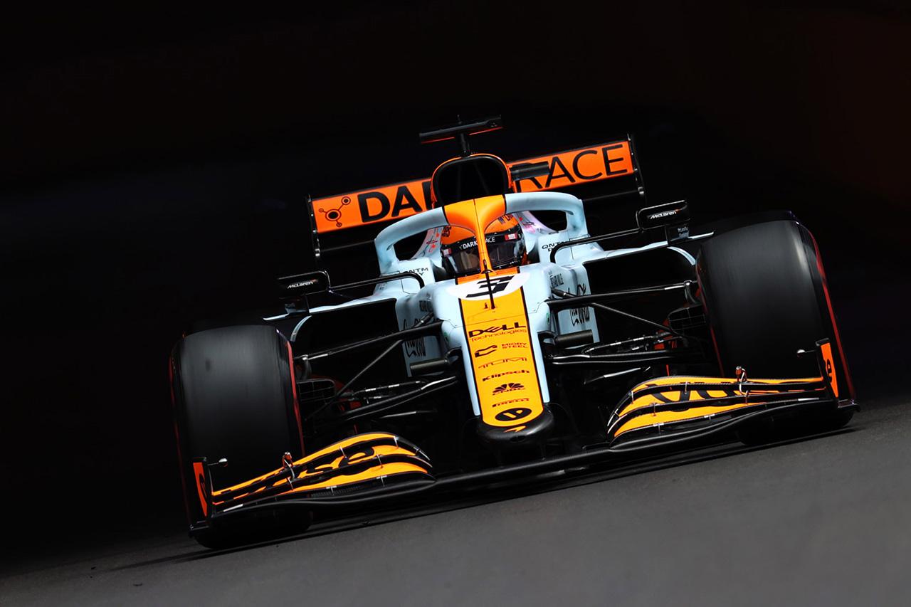 ダニエル・リカルド 「フラストレーションというより困惑している」 / マクラーレン F1モナコGP 予選