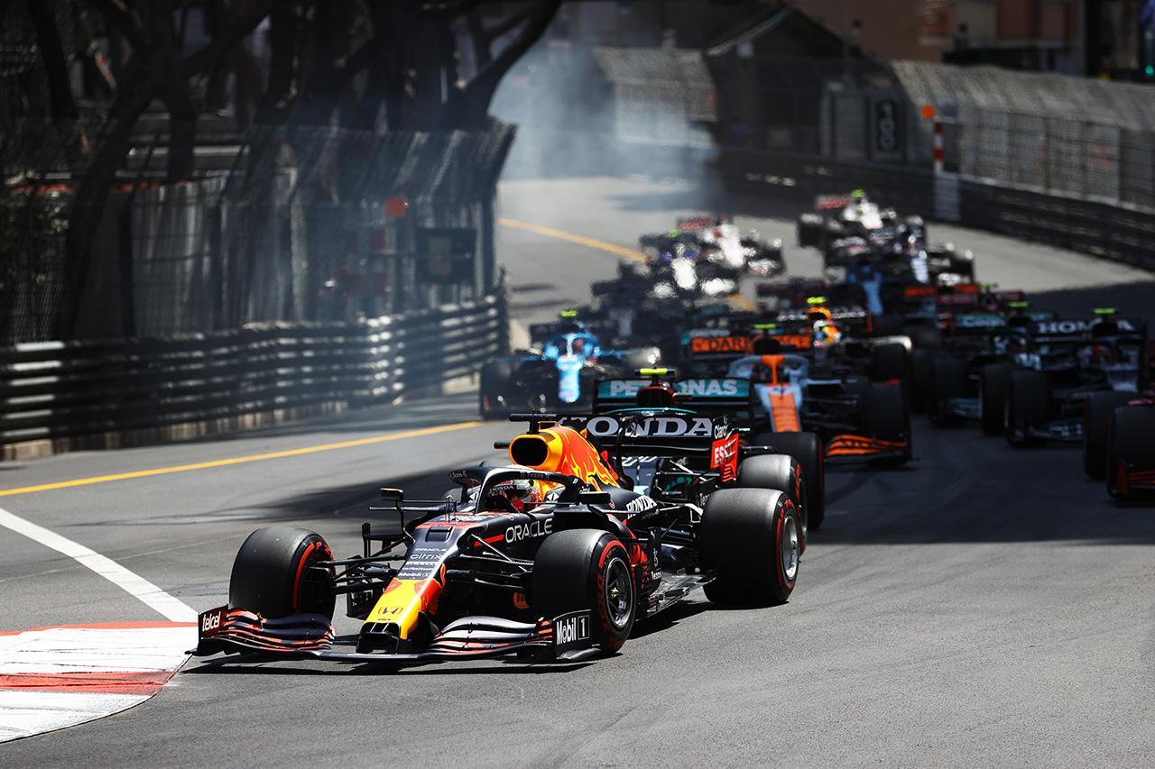 【速報】 F1モナコGP 結果:マックス・フェルスタッペンが優勝!角田裕毅は16位