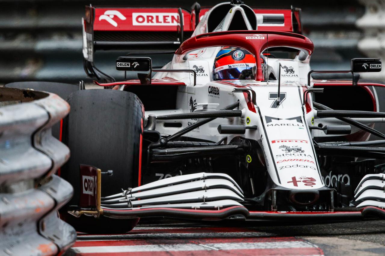 キミ・ライコネン 「重要なラップで十分に速くなかった」 / アルファロメオ F1モナコGP 予選