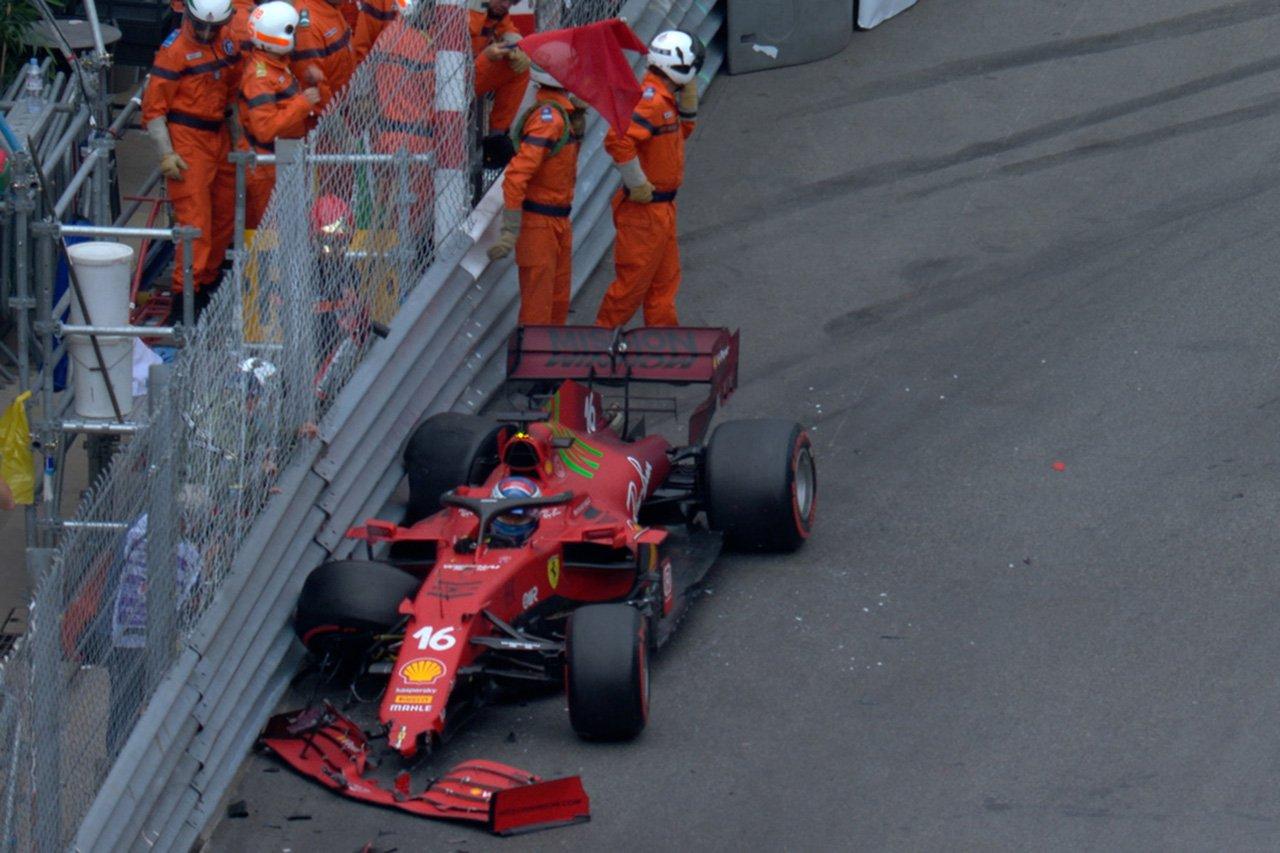 【動画】 2021年 F1モナコGP 予選 ハイライト