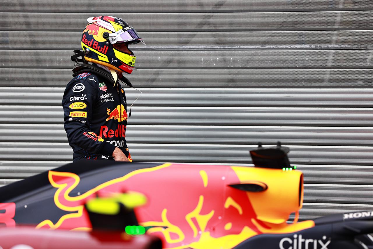 セルジオ・ペレス 「最悪の結果。想定ほど改善できなかった」 / レッドブル・ホンダ F1モナコGP 予選