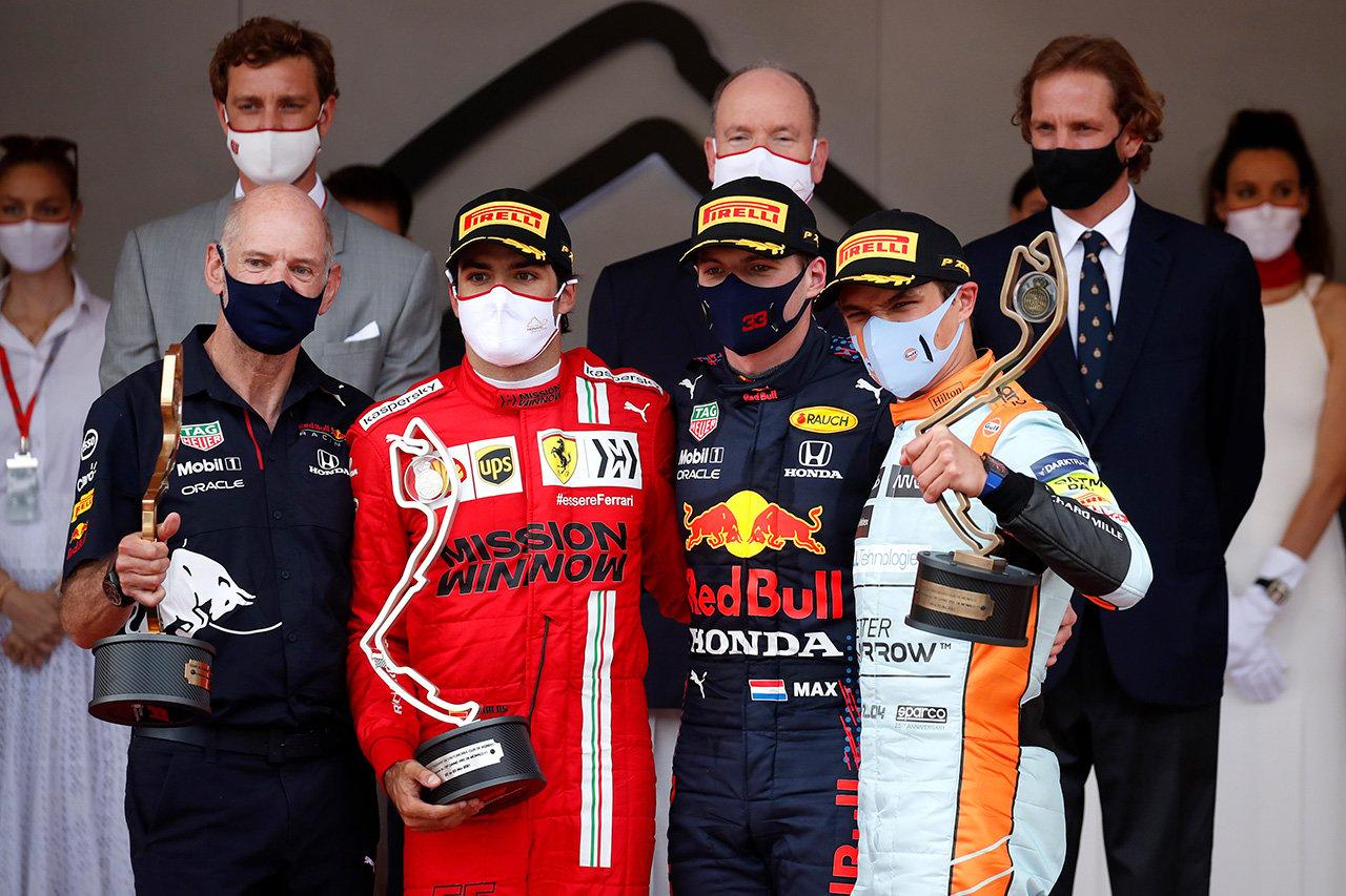 2021年 F1モナコGP 決勝:トップ10 ドライバーコメント