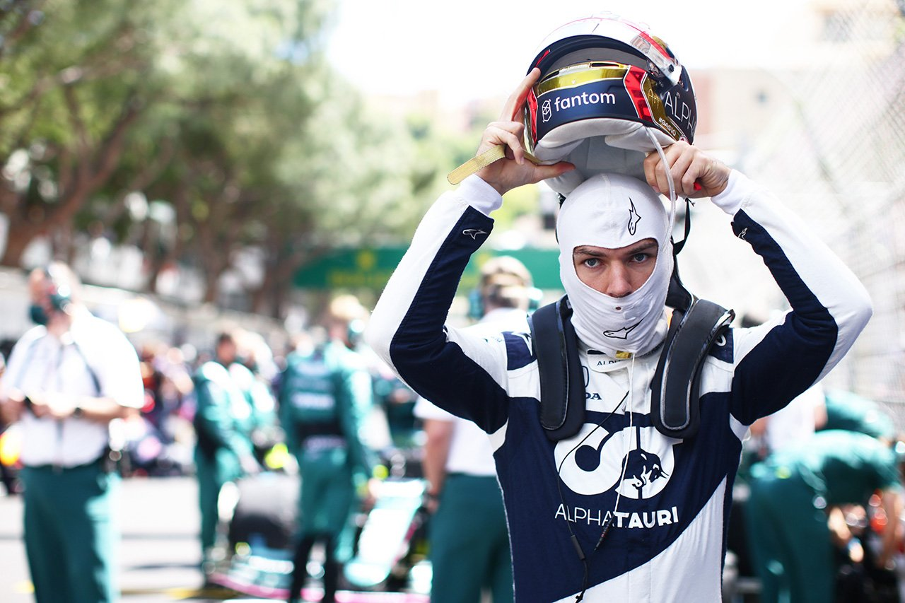 ピエール・ガスリー、ハミルトンを抑えて6位「前をキープできて満足」 / アルファタウリ・ホンダ F1モナコGP 決勝