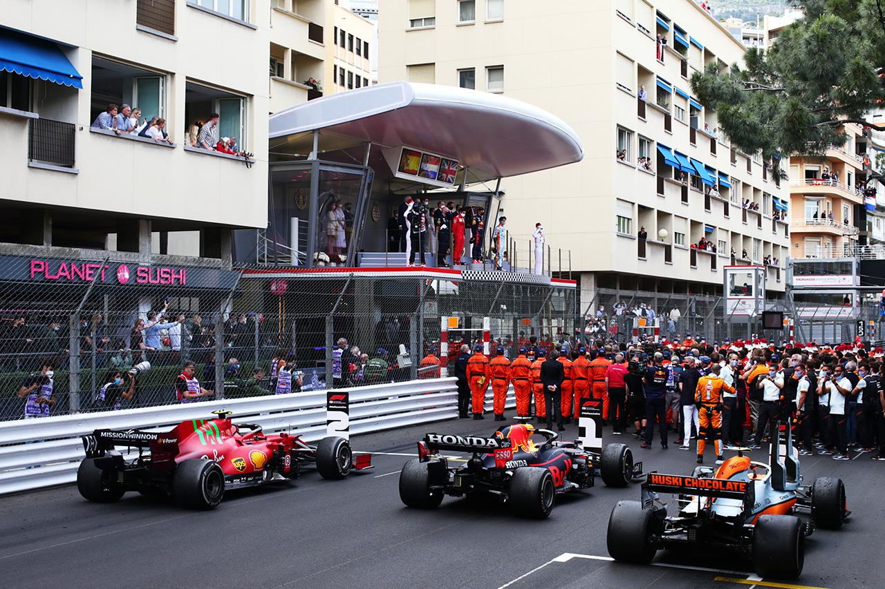 2021年 第5戦 F1モナコGP 決勝:タイヤ戦略解説