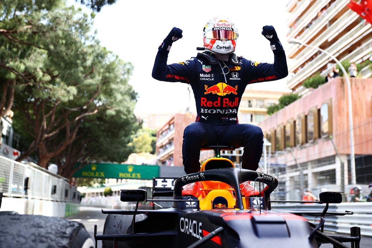 レッドブルF1代表 「素晴らしい結果。ホンダF1のハードワークを称えたい」 / F1モナコGP 決勝