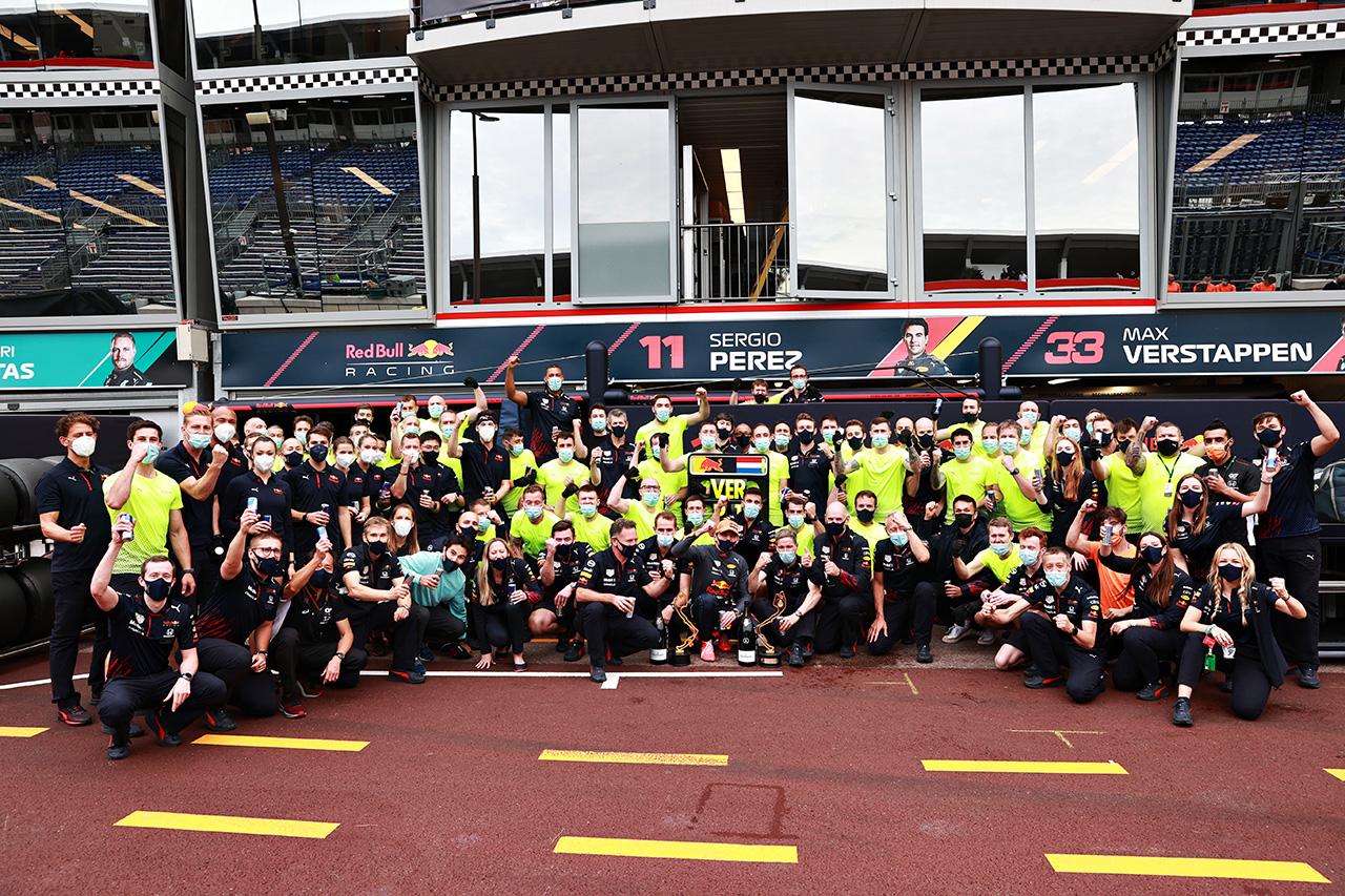 ホンダF1:2021年 第5戦 F1モナコGP 決勝レポート