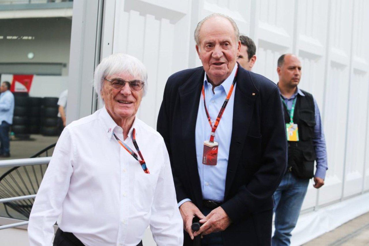 F1:バーニー・エクレストン、マックス・モズレーの死は「兄弟を亡くしたようなもの」