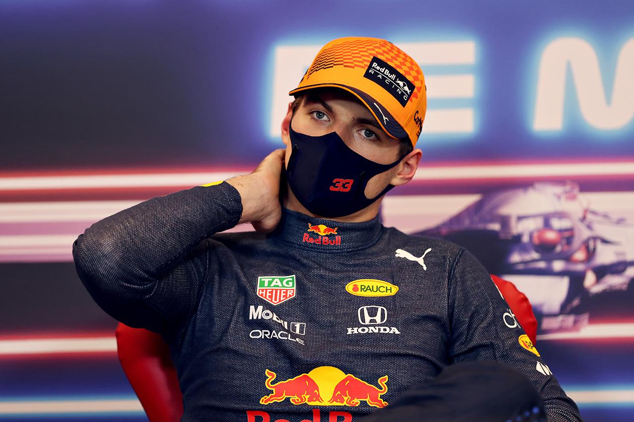 レッドブル・ホンダF1のマックス・フェルスタッペン 「ハミルトンはタイトルをかけて戦う必要がなかった」