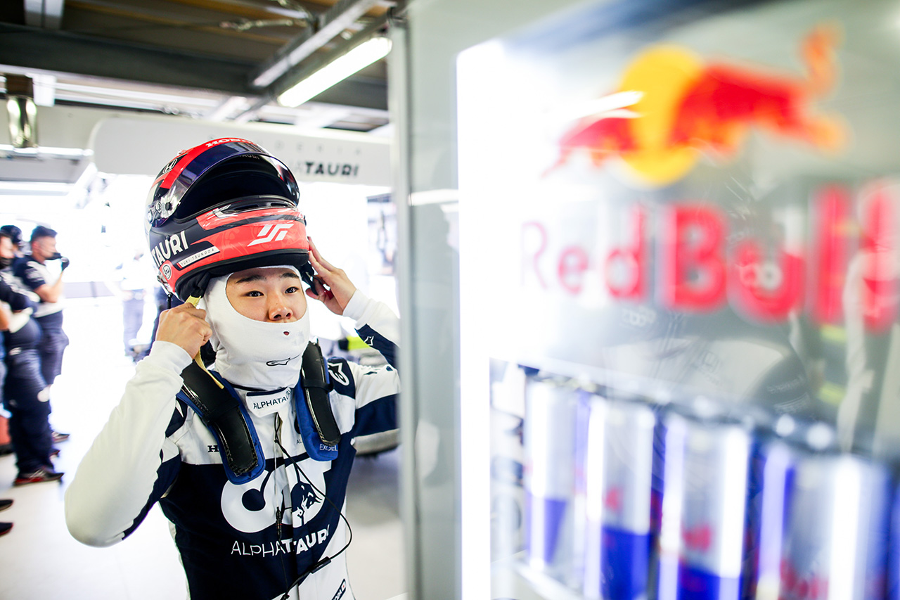 角田裕毅 「F1での目標をあまりに高く設定しすぎていた」