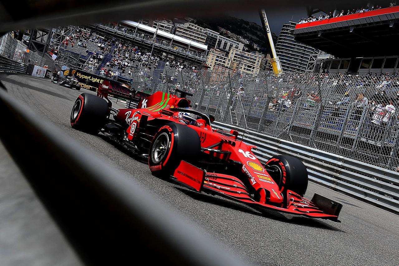 F1マシン分析:フェラーリF1はなぜモナコで速さを見せたのか?