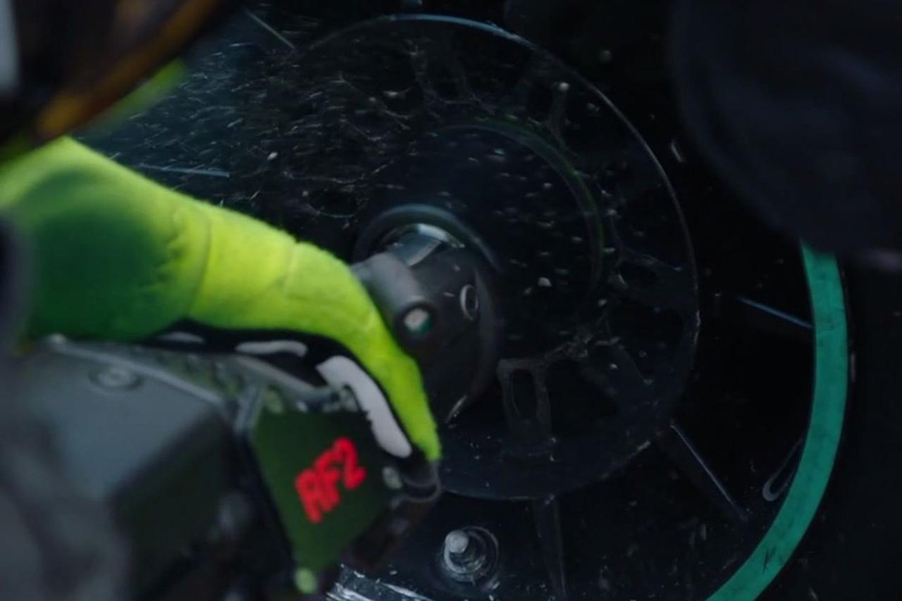 メルセデスF1、バルテリ・ボッタスのホイールナット破損の詳細を報告