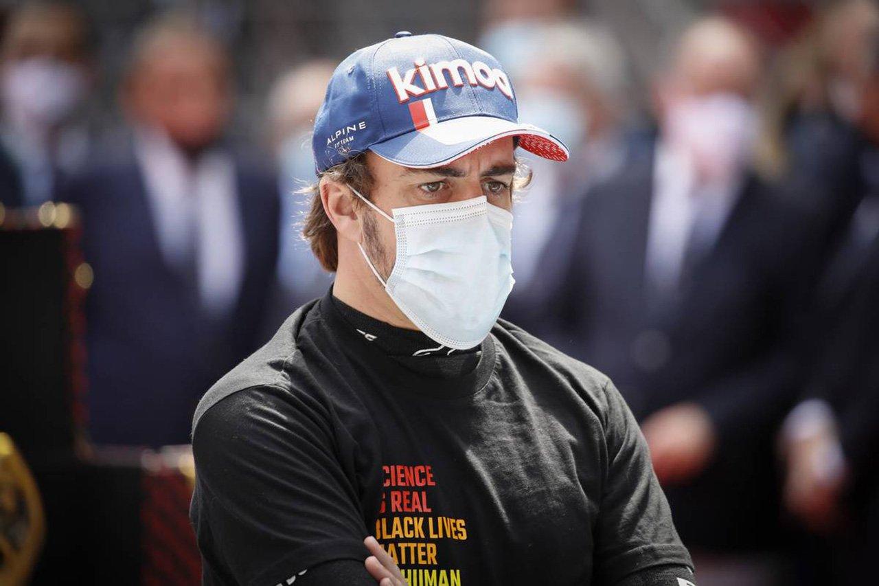 フェルナンド・アロンソ 「2年ぶりのF1復帰は予想以上に難しい状況」